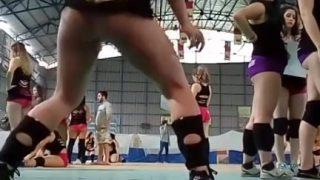 Thick White Girl Twerking – Best Ass Shake Ever