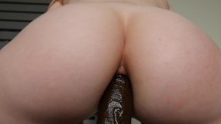 "Ashley Alban – A bbc in Ash""s ass"